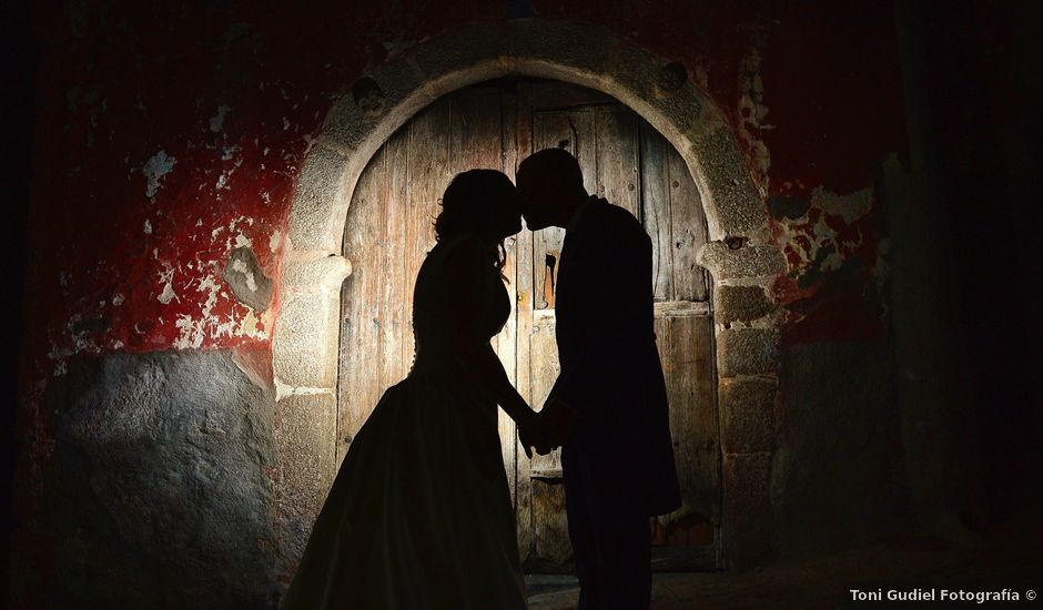La boda de Angela y Felipe en Plasencia, Cáceres