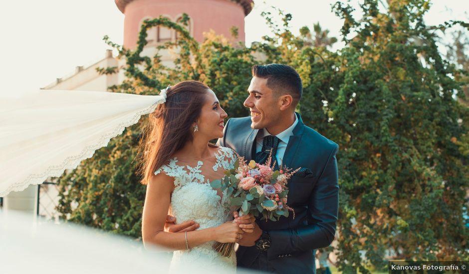 La boda de Cristian y Lucia en Petrer, Alicante