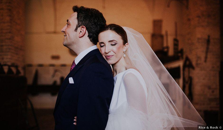 La boda de Cristobal y Julia en Sevilla, Sevilla