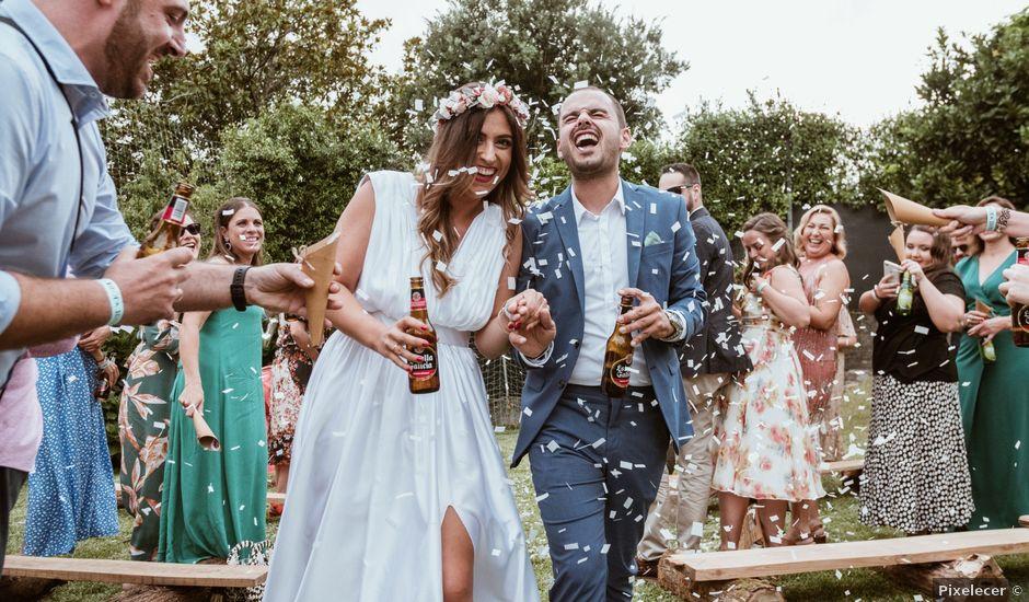 La boda de Alex y Laura en Mondariz, Pontevedra