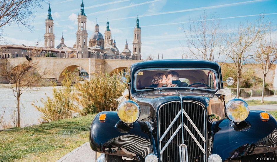 La boda de María y Alberto en Zaragoza, Zaragoza