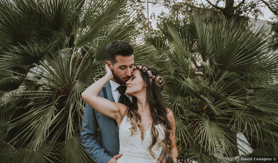 La boda de Roberto y Jennifer en Elda, Alicante