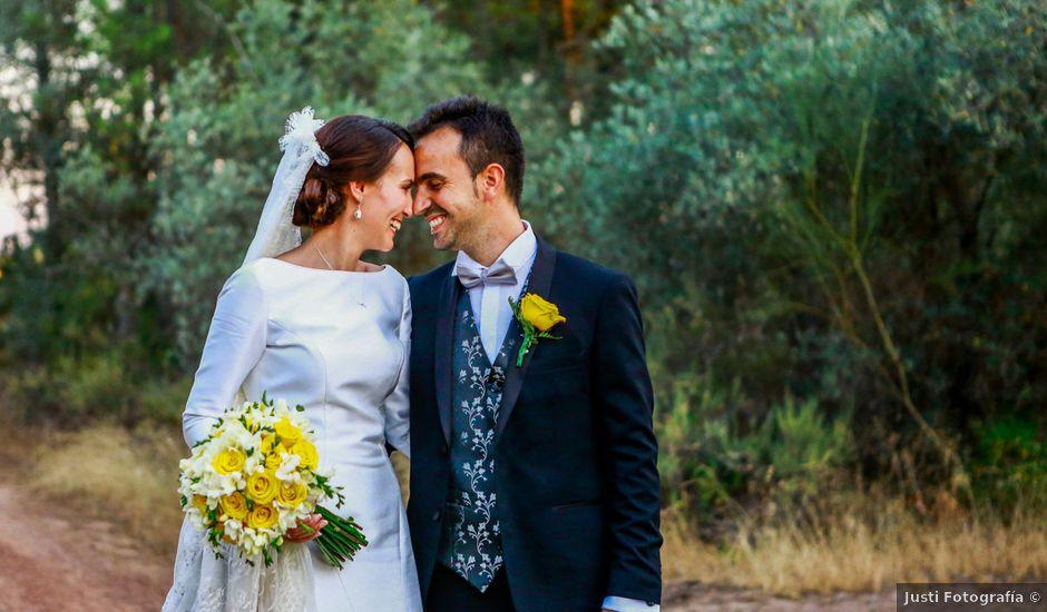 La boda de Jose y Noelia en Herrera Del Duque, Badajoz