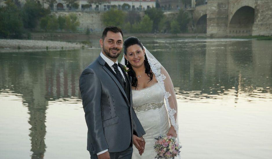 La boda de Miguel Angel y Noelia en Zaragoza, Zaragoza