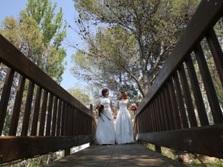 La boda de Priscila y Cristina