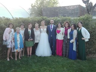 La boda de Helena y Raúl  1
