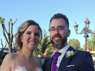 La boda de Helena y Raúl  2