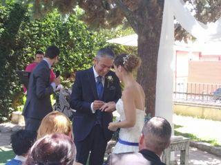 La boda de María y César 2