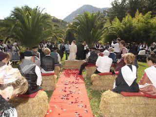 La boda de Izorne y Ion 1