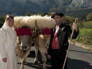 La boda de Izorne y Ion
