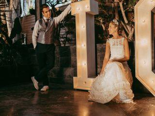 La boda de Cristóbal y Nuria