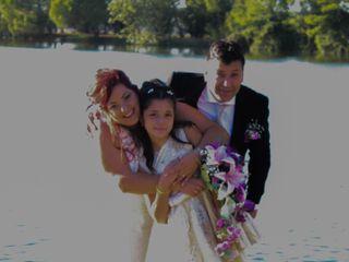 La boda de Cristina  y Luís