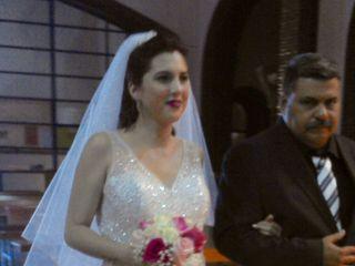 La boda de Leslie  y Dennys Andrés  2