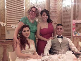 La boda de Leslie  y Dennys Andrés