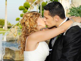 La boda de Míriam y Paco