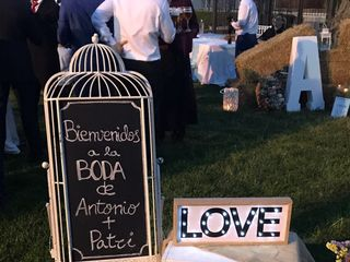 La boda de Patricia y Antonio 2