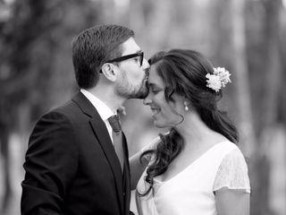 La boda de Carla y Berni
