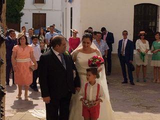La boda de Silvia y Dani 1