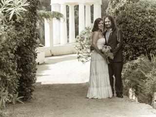 La boda de Anne y Albert