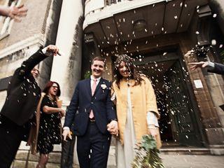 La boda de Milena y Edmund