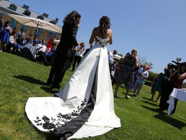 La boda de Toni y Vanessa en Villaviciosa, Asturias 7
