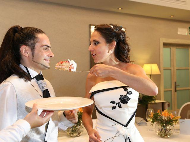 La boda de Toni y Vanessa en Villaviciosa, Asturias 21