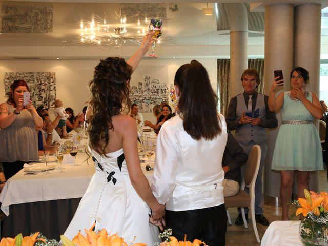 La boda de Toni y Vanessa en Villaviciosa, Asturias 22