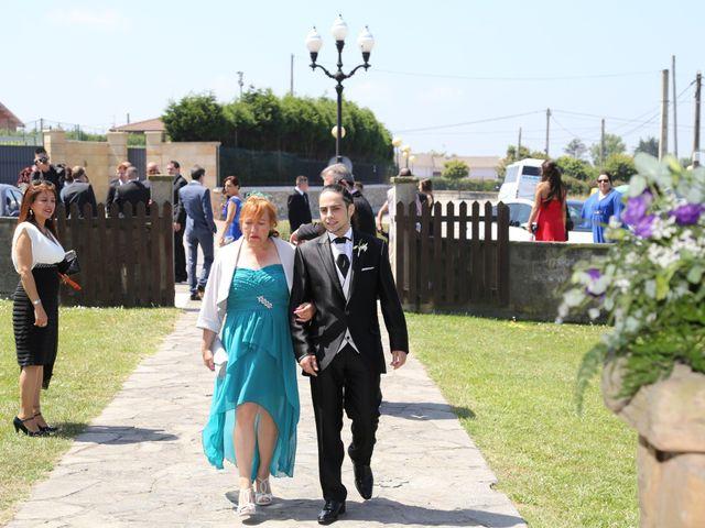 La boda de Toni y Vanessa en Villaviciosa, Asturias 34