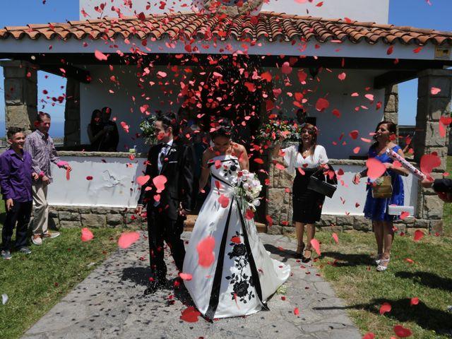 La boda de Toni y Vanessa en Villaviciosa, Asturias 39