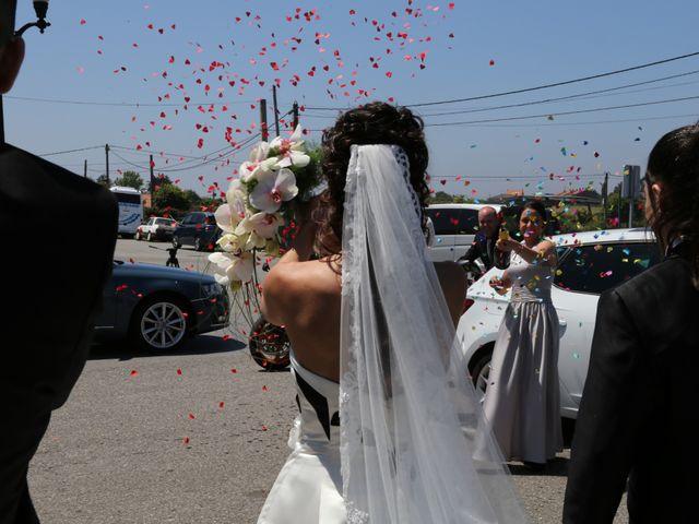 La boda de Toni y Vanessa en Villaviciosa, Asturias 40