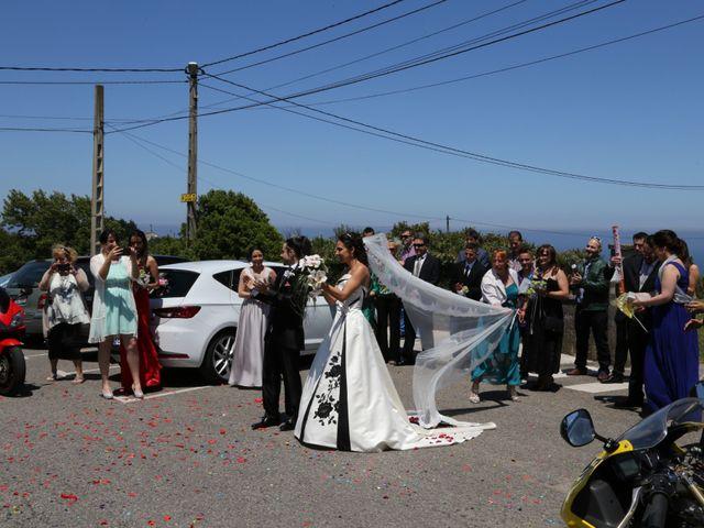 La boda de Toni y Vanessa en Villaviciosa, Asturias 42