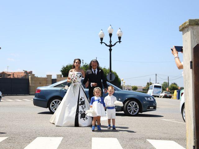 La boda de Toni y Vanessa en Villaviciosa, Asturias 58