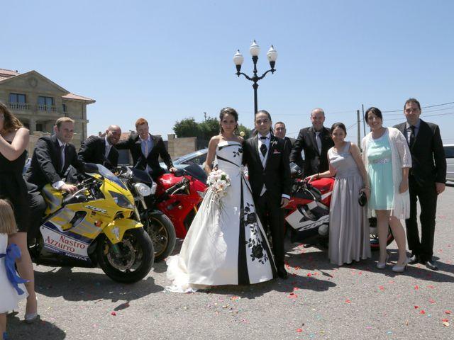 La boda de Toni y Vanessa en Villaviciosa, Asturias 59