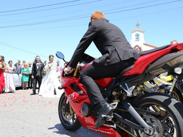 La boda de Toni y Vanessa en Villaviciosa, Asturias 2