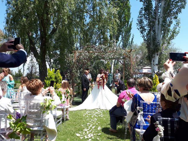 La boda de Cristina y Priscila en Alcala De Ebro, Zaragoza 3