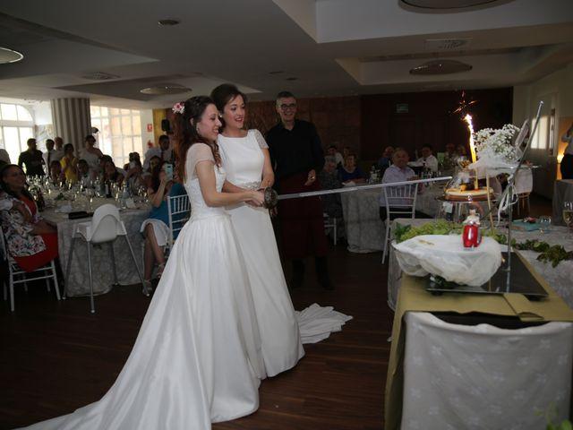 La boda de Cristina y Priscila en Alcala De Ebro, Zaragoza 2