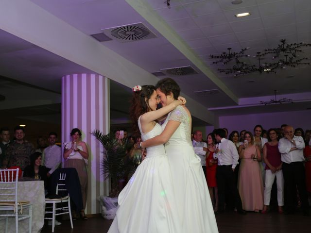 La boda de Cristina y Priscila en Alcala De Ebro, Zaragoza 4