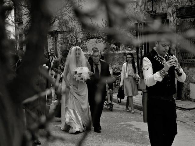 La boda de Ruben y Valle en Brieva, Segovia 7