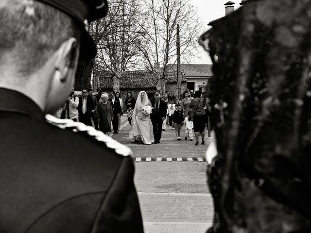 La boda de Ruben y Valle en Brieva, Segovia 8