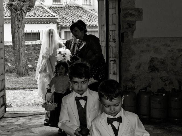 La boda de Ruben y Valle en Brieva, Segovia 9