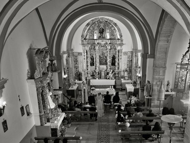 La boda de Ruben y Valle en Brieva, Segovia 11