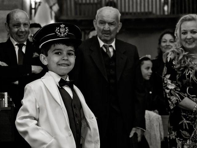 La boda de Ruben y Valle en Brieva, Segovia 13