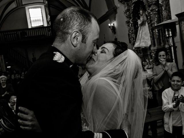 La boda de Ruben y Valle en Brieva, Segovia 14