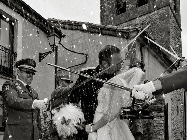 La boda de Ruben y Valle en Brieva, Segovia 18