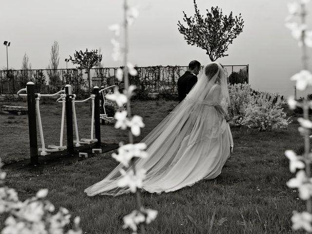 La boda de Ruben y Valle en Brieva, Segovia 20