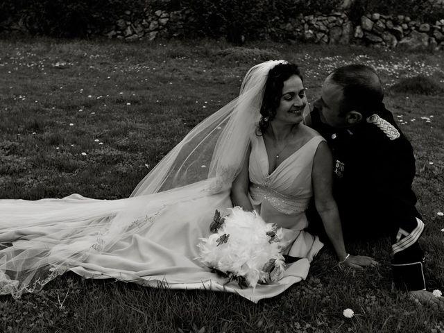 La boda de Ruben y Valle en Brieva, Segovia 21