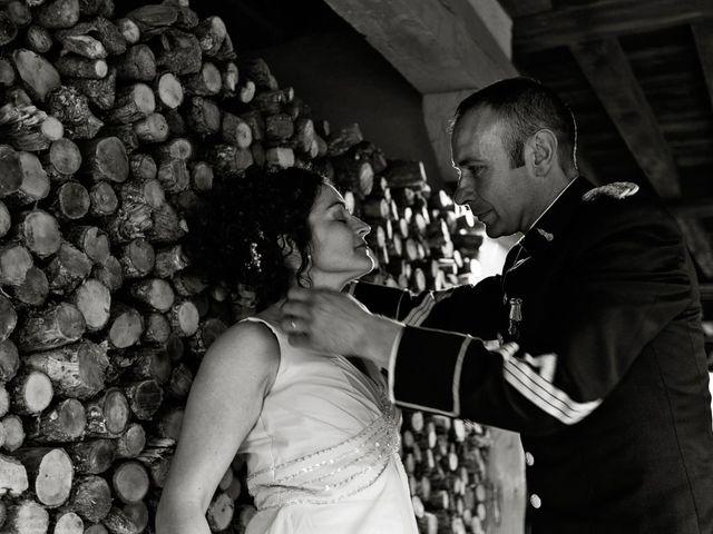 La boda de Ruben y Valle en Brieva, Segovia 24