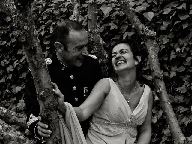 La boda de Ruben y Valle en Brieva, Segovia 25