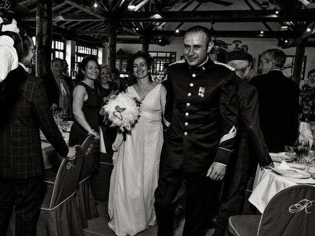 La boda de Ruben y Valle en Brieva, Segovia 27