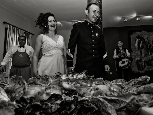 La boda de Ruben y Valle en Brieva, Segovia 29